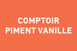 Comptoir Piment Vanille Foire de Lyon 2019