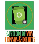 consommation, dechet, alimentation, recyclage, environnement, developpent durable, artisan