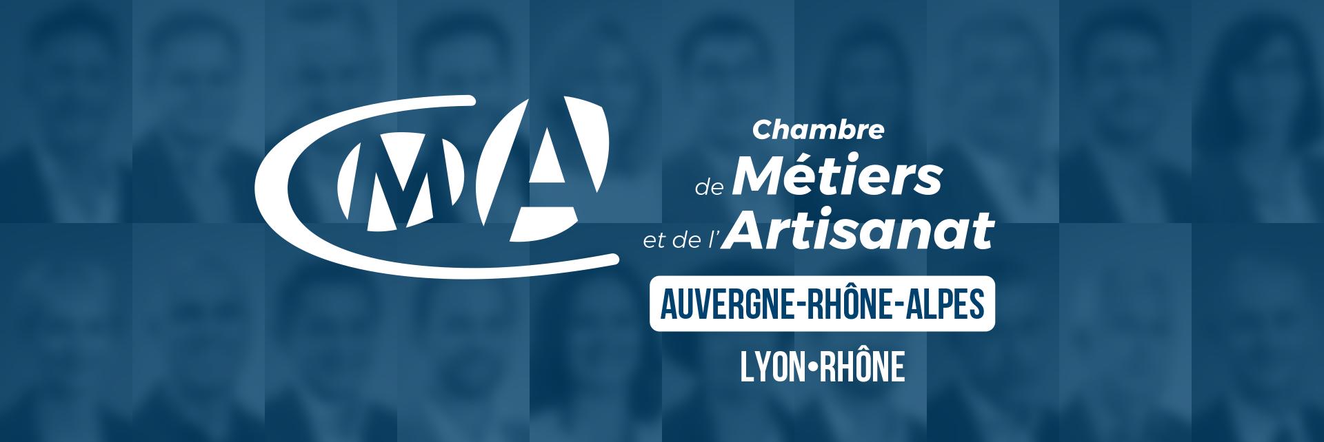 équipe de direction CMA Auvergne-Rhône-Alpes - CMA Lyon-Rhône