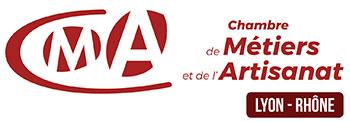 logo cma Rhône rouge