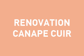 Rénovation canapé cuir Foire de Lyon 2019