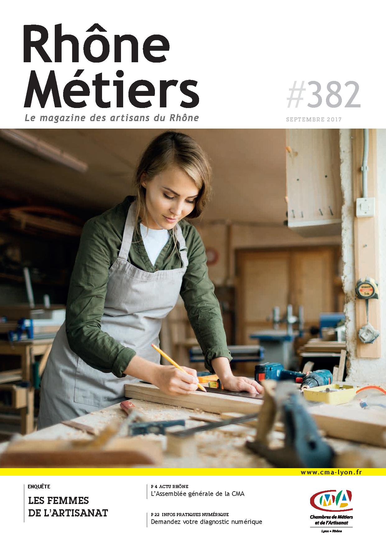 Magazine d 39 information chambre de m tiers et de l - Chambre de metiers et de l artisanat du var ...