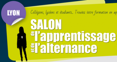 Salon de l'apprentissage - Lyon