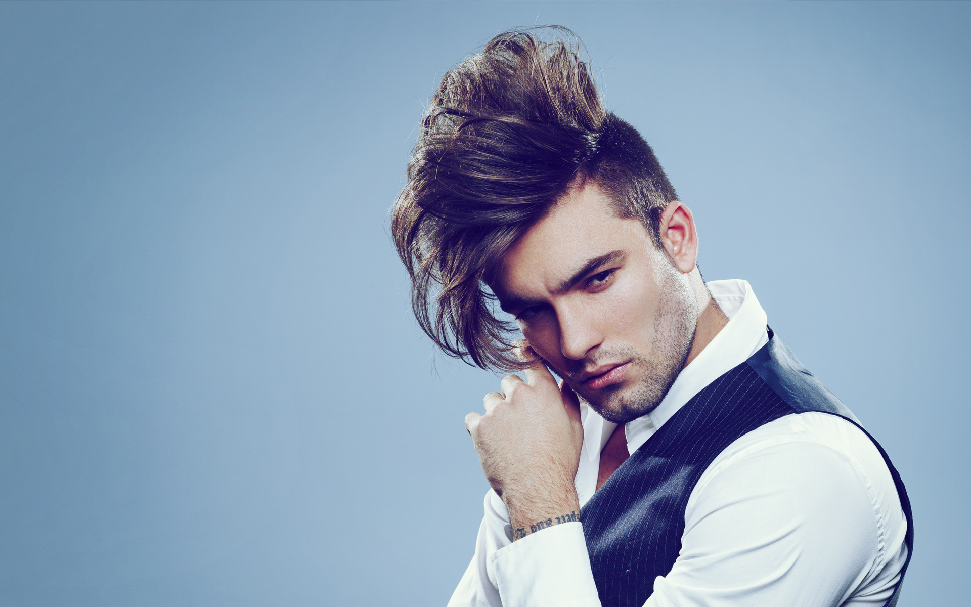 coiffure coupe homme tendance stage formation
