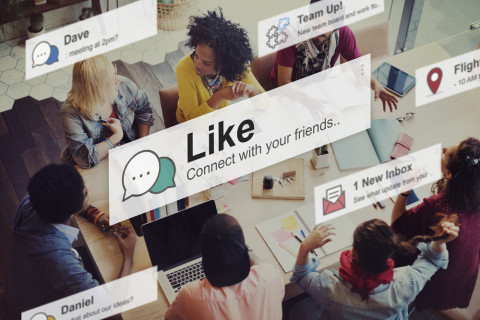 developper entreprise commercial reseau sociaux TPE PME formation