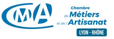Logo CMA Lyon Rhône web horizontal