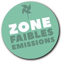 logo zone à faibles émissions