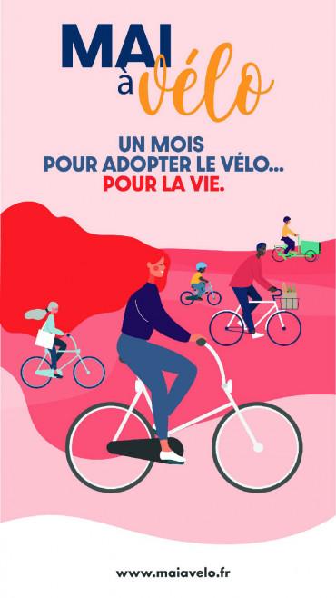 Mai à vélo 2021 - portrait artisan