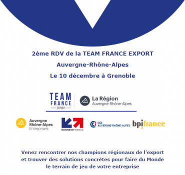 RDV Team France Export 2019