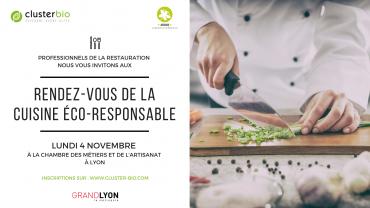 Rendez-vous de la cuisine éco-responsable