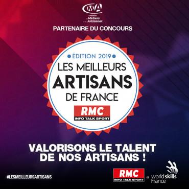 Concours RMC meilleurs artisans 2019