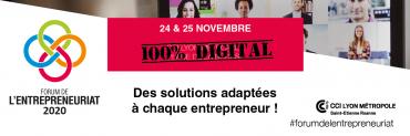 Forum de l'entrepreneuriat 2020