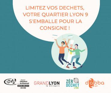 Artisans de l'alimentaire de Lyon 9 : testez la consigne sans engagement