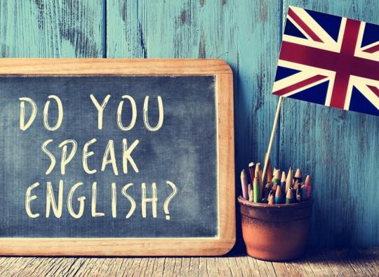anglais langue etrangere formation